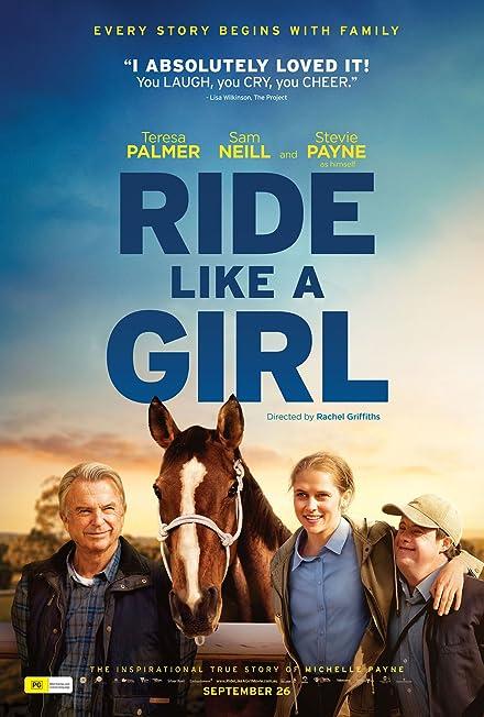 Film: Ride Like a Girl