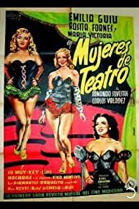 Watch hot english movies list Mujeres de teatro Mexico [720x576] [4k], Jorge Mondragón, Roberto Cobo, María Victoria