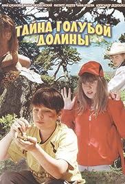Tayna Goluboy doliny Poster