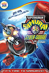 Primary photo for Superhuman Samurai Syber-Squad