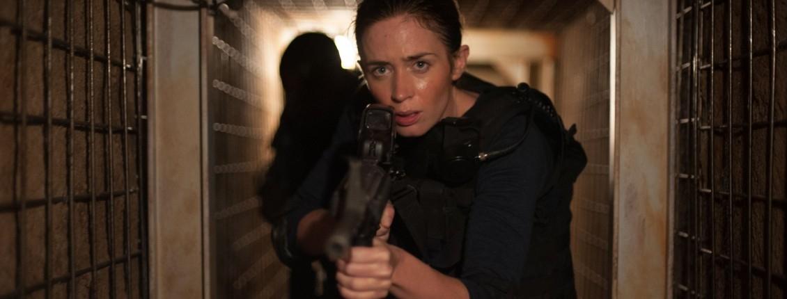 Emily Blunt in Sicario (2015)