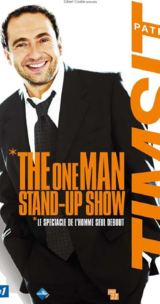 patrick timsit the one man stand-up show
