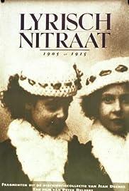 Lyrisch nitraat Poster