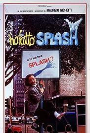 I Made a Splash Poster