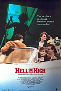 Full movie for free download Hell High Simon Nuchtern [DVDRip]