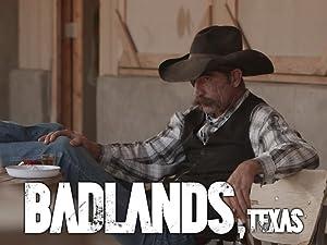 Badlands, Texas