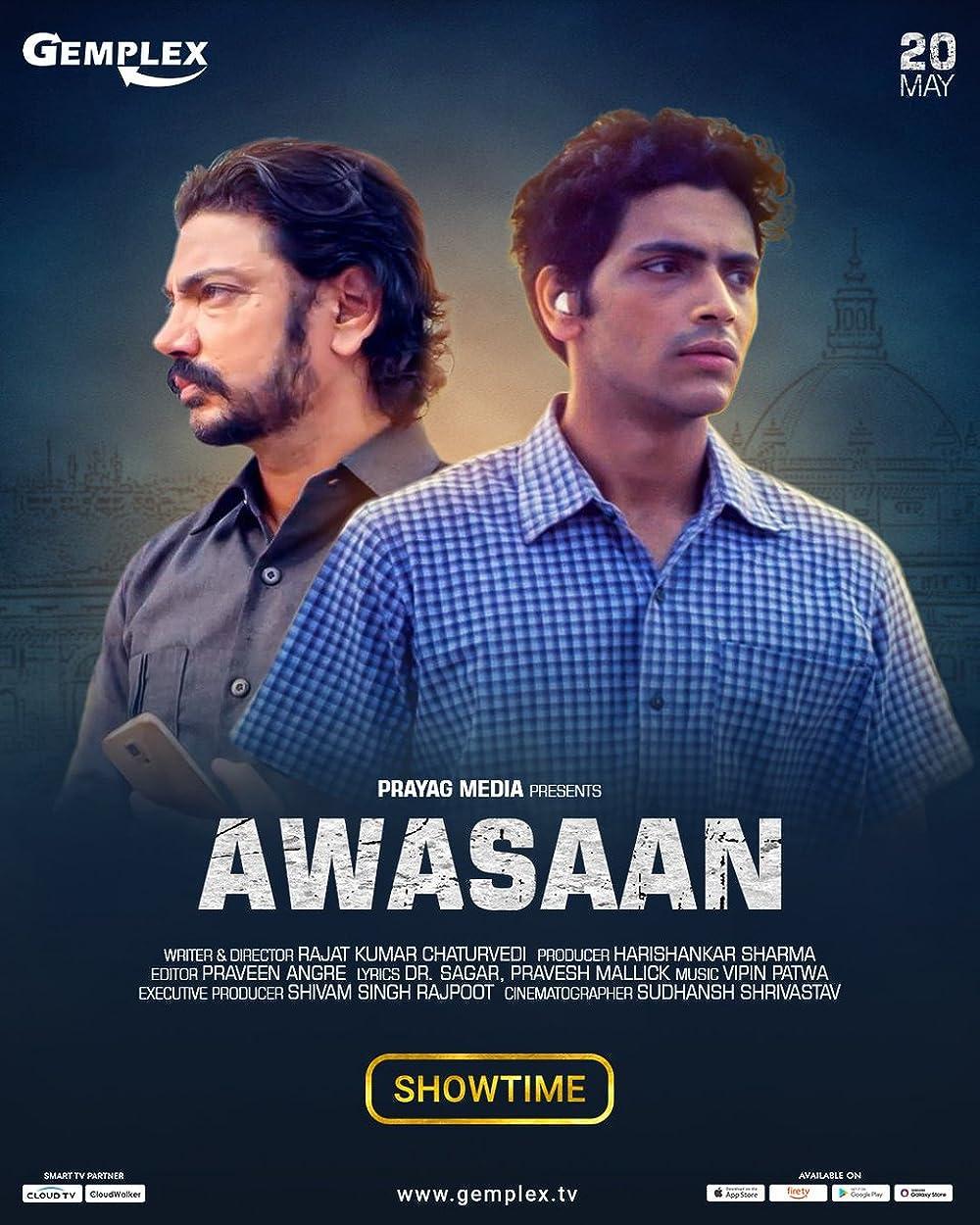 Awasaan (2020) Hindi 720p WEB-DL H264 AAC 950MB Download