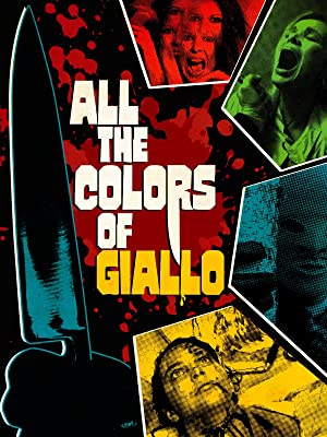 Where to stream All the Colors of Giallo
