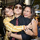 Cathy Garcia-Molina, Kathryn Bernardo, and Daniel Padilla at an event for The Hows of Us (2018)