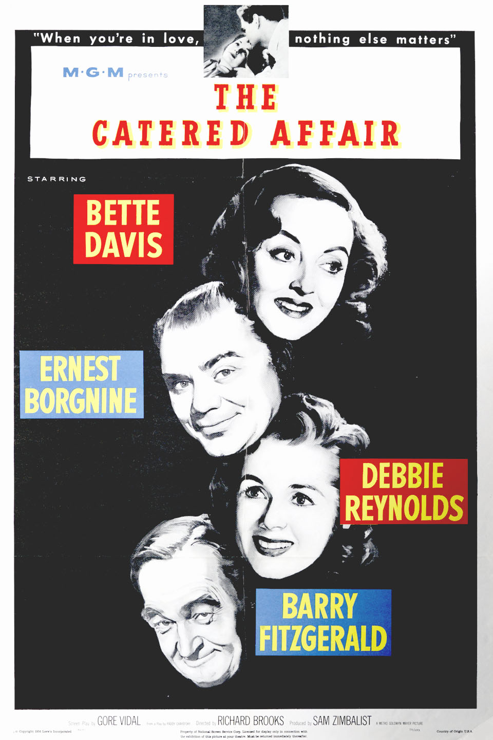 The Catered Affair (1956) - IMDb