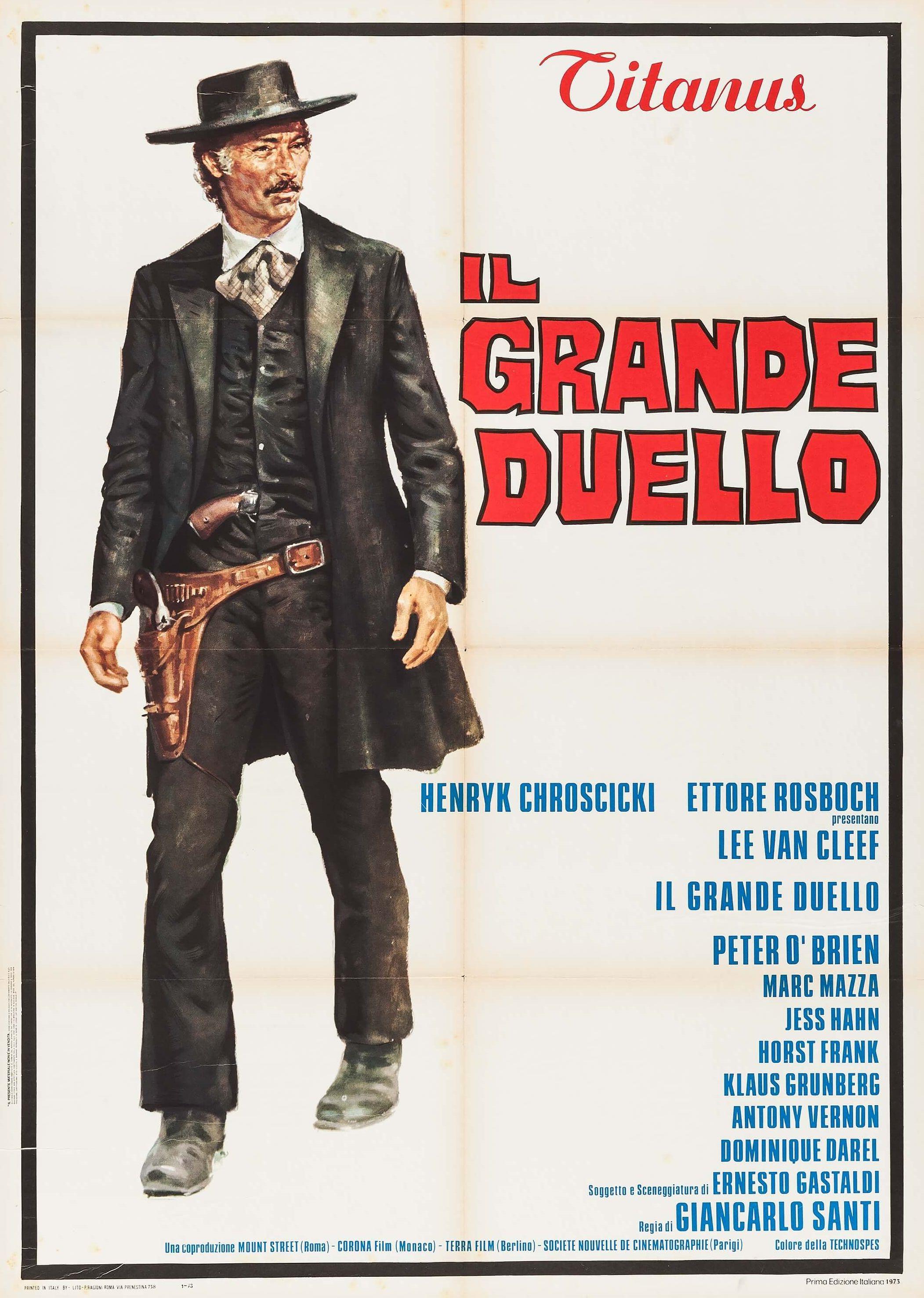The Grand Duel (1972) - IMDb