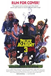 Police Academy 3: Back in Training (1986) 720p