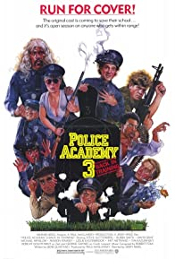 Primary photo for Police Academy 3: Back in Training