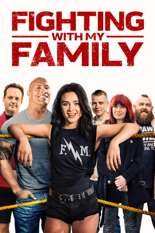 Fighting with My Family (2019) Subtitle Indonesia
