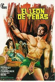 Il Leone di Tebe (1964) Poster - Movie Forum, Cast, Reviews