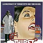 Chantal Contouri and David Hemmings in Thirst (1979)