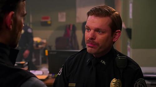 Insatiable on Netflix (Bob Barnard grills Officer Greg)