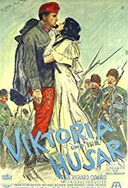 Victoria and Her Hussar Poster