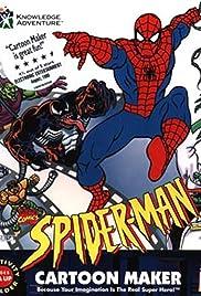 Spider-Man Cartoon Maker Poster