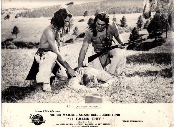 Chief Crazy Horse 1955