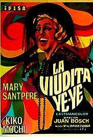 La viudita ye-yé Poster