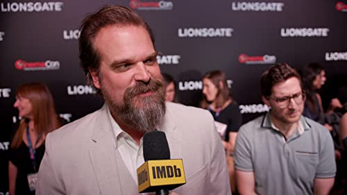 David Harbour's Hellboy Is a Reluctant Superhero