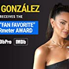Eiza González Receives the IMDb Fan Favorite STARmeter Award (2021)