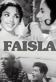Faisla Poster