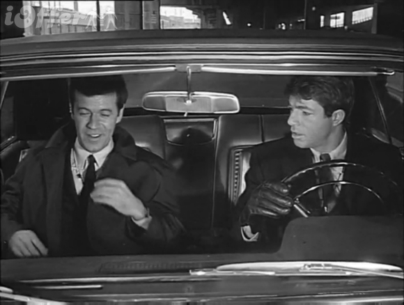 Gordon Pinsent, Austin Willis, and Stephen Young in Seaway (1965)