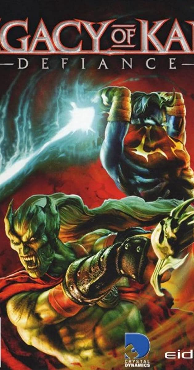 Legacy of Kain: Defiance (Video Game 2003) - Legacy of Kain