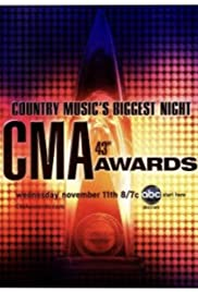 43rd Annual Academy of Country Music Awards Poster