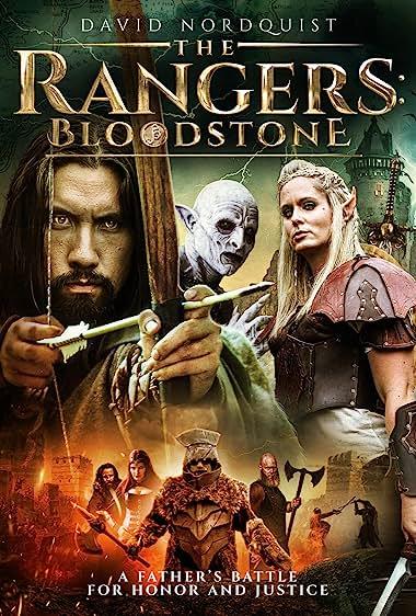 The Rangers Bloodstone (2021) HDRip English Movie Watch Online Free