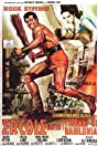 Hercules and the Tyrants of Babylon (1964) Poster