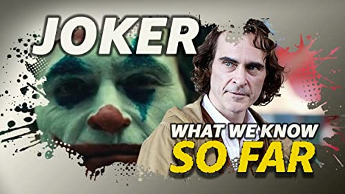 What We Know About 'Joker' ... So Far