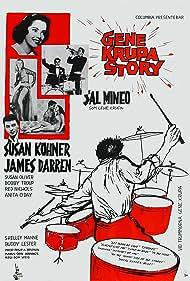 The Gene Krupa Story Poster - Movie Forum, Cast, Reviews