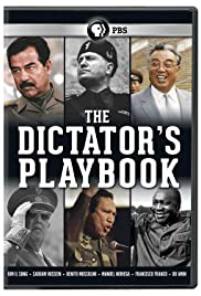 The Dictator's Playbook Poster