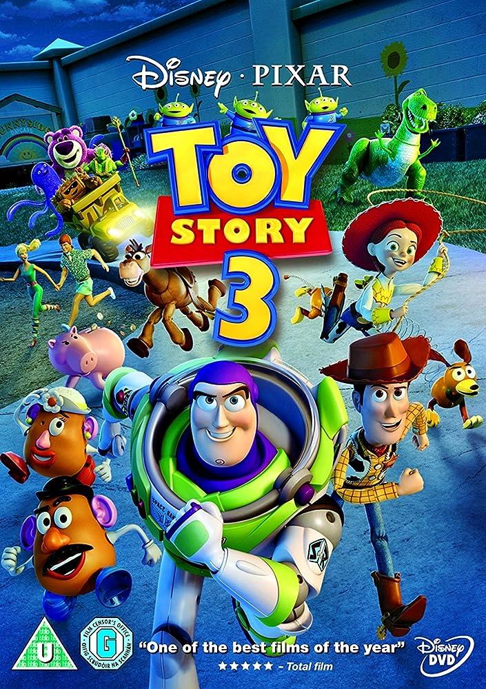 Toy Story 3 (2010) Hindi Dubbed