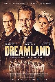 Juliette Lewis, Stephen McHattie, and Henry Rollins in Dreamland (2019)