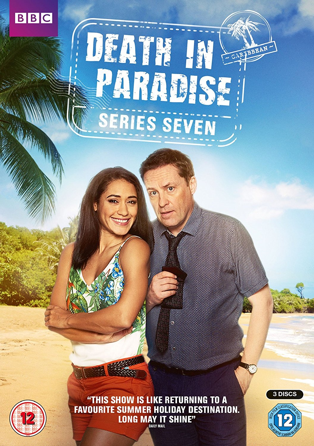 Death in Paradise (TV Series 2011– ) - IMDb