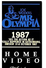 IFBB Mr. Olympia XXIII Poster