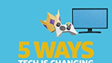 5 Ways Tech is Changing Entertainment
