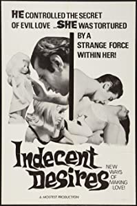 New release blu-ray movies Indecent Desires USA [2k]