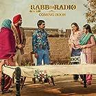 Satwant Kaur, Mandy Takhar, Simi Chahal, and Tarsem Jassar in Rabb Da Radio (2017)
