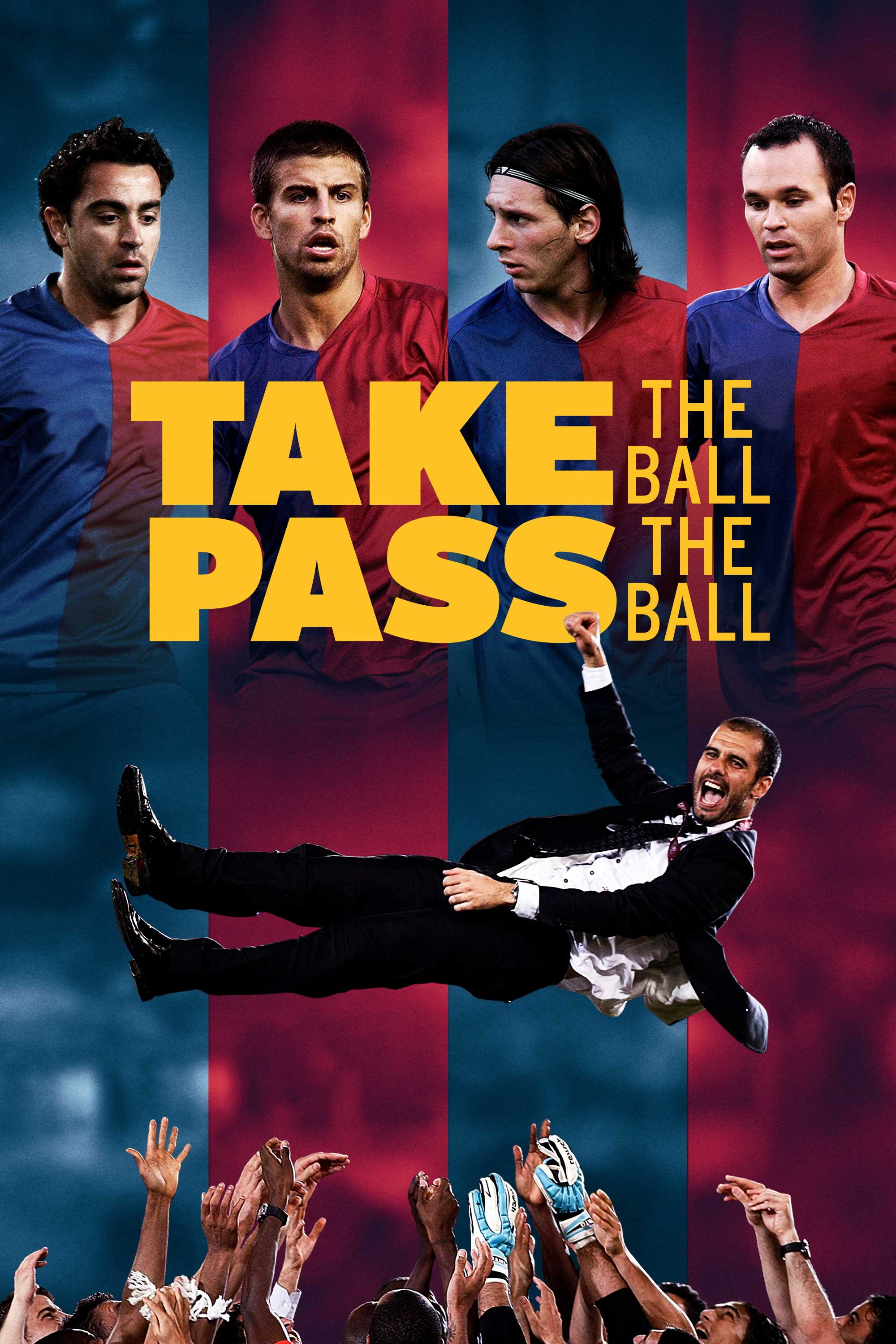 Take The Ball Pass The Ball 2018 Documentary 720p BluRay 900MB With Bangla Subtitle