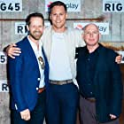 Joi Johannsson, Gary Lewis, and Per Hanefjord in Rig 45 (2018)