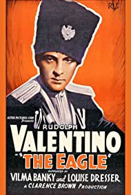 Rudolph Valentino in The Eagle (1925)
