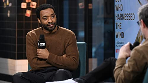 BUILD: Chiwetel Ejiofor on Directing 'The Boy Who Harnessed the Wind'
