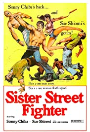 Sister Street Fighter (1974) 720p