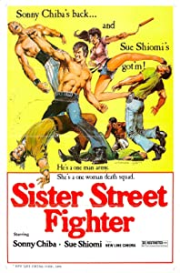hindi Sister Street Fighter