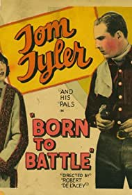 Jean Arthur and Tom Tyler in Born to Battle (1926)